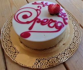 Dolcevita opera torta opera