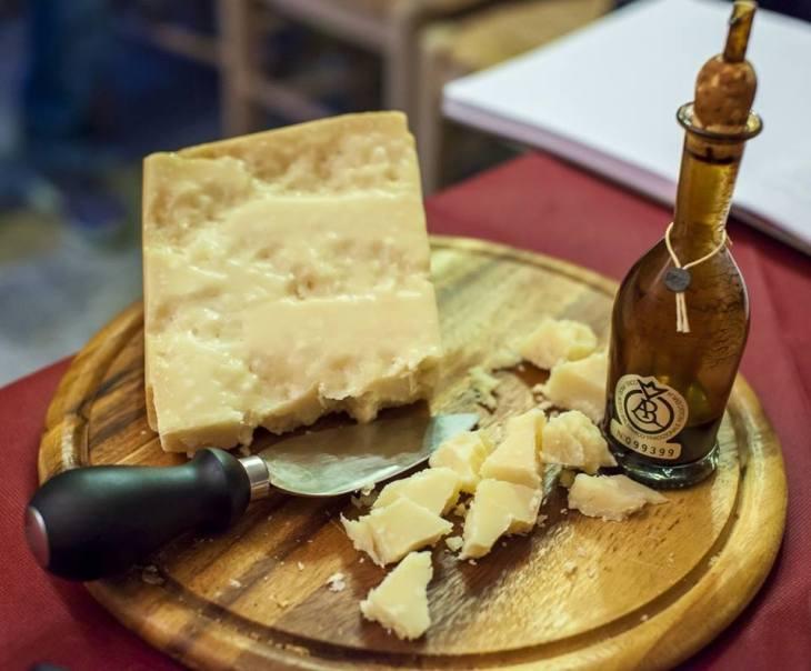 Parmigiano scaglie