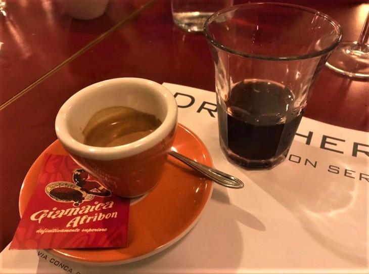 drogherie milanesi - caffe + mirto