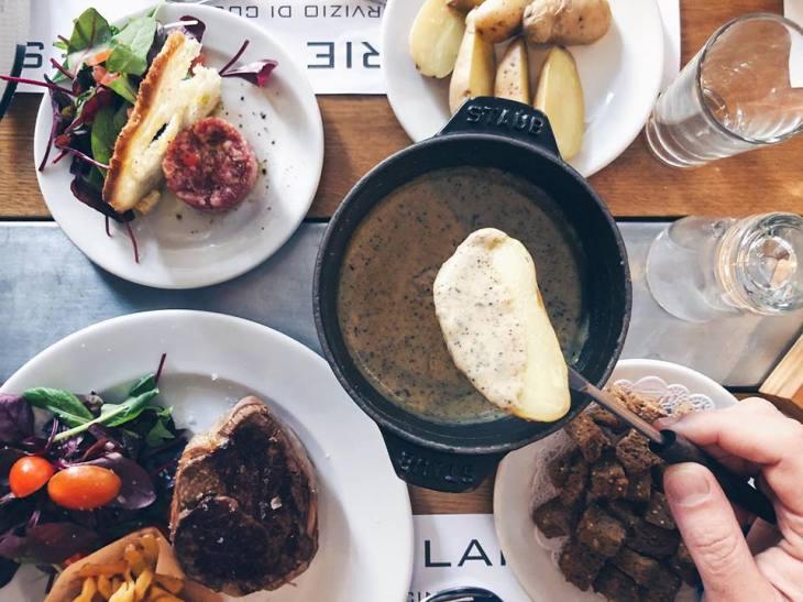 drogherie milanesi - fonduta al tartufo nero