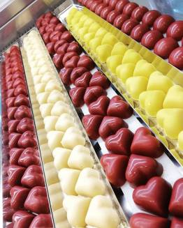 fatima lucchese cioccolatini