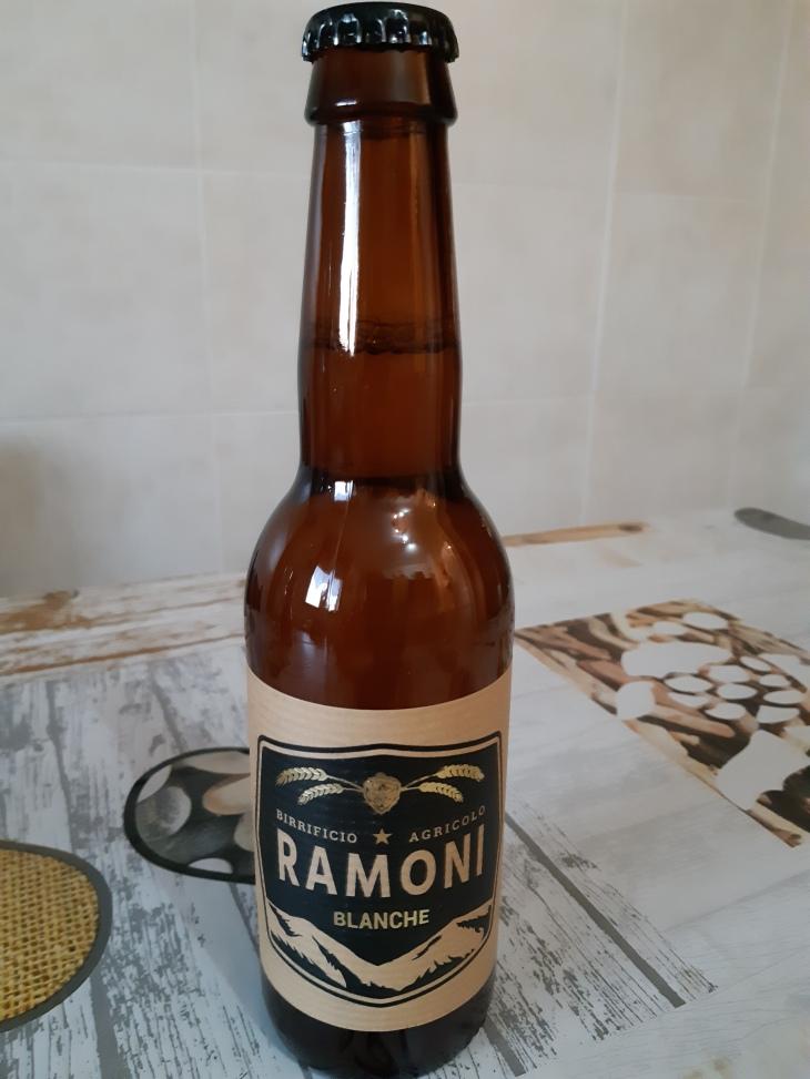 Birra ramoni blanche