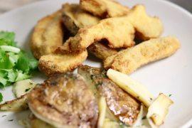 rist bellaria rivergaro porcini brace + fritti
