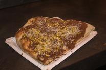 Un altra pasta - parmigiana - Pinsa nutella