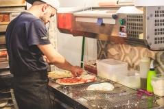 Un altra pasta - parmigiana - preparazione