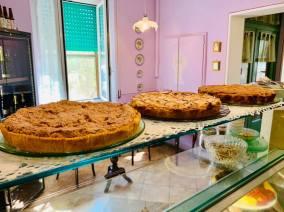 trattoria dai sibani - torte della casa